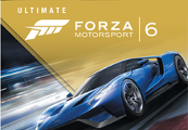 KinguinForza Motorsport 6 Ultimate Edition XBOX One CD Key