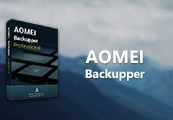 AOMEI Backupper 5.0 Professional Edition + Lifetime Upgrade CD Key