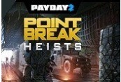 PAYDAY 2: The Point Break Heists DLC Steam Gift