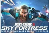 Just Cause 3 DLC: Sky Fortress Pack Steam Gift