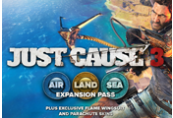 Just Cause 3: Air, Land, and Sea Expansion Pass DLC RU VPN Required Steam Gift