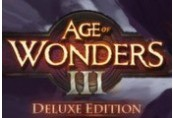 Age of Wonders III - Deluxe Edition RoW Steam CD Key