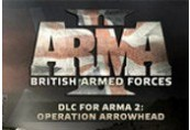 ARMA II: British Armed Forces DLC Steam Gift