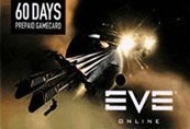 EvE Online 60 DAYS Pre-Paid Time Card Key