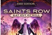 Saints Row: Gat out of Hell First Edition Steam CD Key
