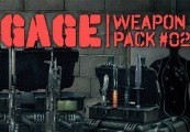 PAYDAY 2: Gage Weapon Pack 2 Steam Gift
