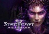 Starcraft 2 Heart of the Swarm Expansion Global BattleNet (PC/MAC)