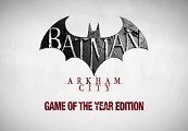 Batman Arkham City GOTY Steam Key