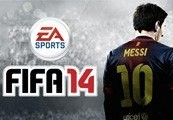 FIFA 14 + 4 FUT Gold Packs EA Origin CD Key | Kinguin
