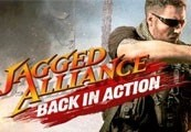 Jagged Alliance Back in Action + 6 DLCs Steam Key