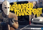 PAYDAY 2: Armored Transport DLC Steam Gift