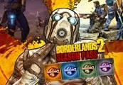 Borderlands 2 Season Pass Steam Key