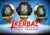 Kerbal Space Program (Early Access) Steam Gift