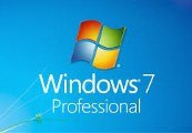 Windows 7 Professional Retail Key SP1