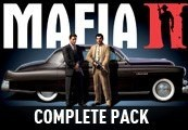 Mafia II Complete Pack Steam Key