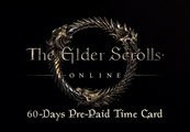 The Elder Scrolls Online 60-Days Pre-Paid Time Card