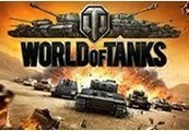 World of Tanks 500 Gold + 7 Days Premium Code
