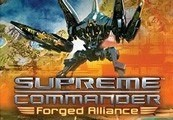 Supreme Commander: Forged Alliance Steam Key