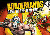 Borderlands Game of the Year Edition Steam Key