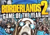 Borderlands 2 Game Of The Year Edition Steam Key