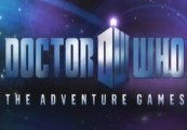 Doctor Who: The Adventure Games Steam Key