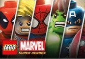 LEGO Marvel Superheroes Steam Key