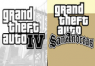 Grand Theft Auto IV + Grand Theft Auto: San Andreas Steam Key