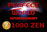 Perfect World 1000 ZEN Epin