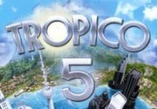 Tropico 5 Steam Special Edition RU VPN Required Steam Gift