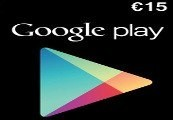 Google Play €15 Gift Card DE/BE/NL/FR