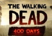 The Walking Dead: 400 Days DLC Steam Key (MAC Only)