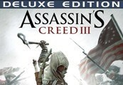 Assassin's Creed 3 Deluxe Edition EU Steam Key