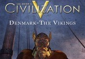 Civilization and Scenario Pack: Denmark – The Vikings Steam Gift
