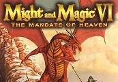 Might and Magic VI: The Mandate of Heaven Uplay Key