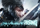 Metal Gear Rising Revengeance Steam Key