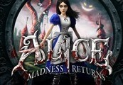 Alice: Madness Returns The Complete Collection Origin Key