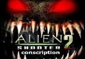Alien Shooter 2 Conscription Steam Key