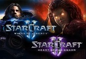 Starcraft 2 Wings of Liberty & Heart of the Swarm Expansion Global (PC/MAC) Battle.net CD Key