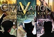 Sid Meier's Civilization V: Brave New World EU DLC Steam Key