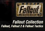 Fallout Collection Steam Gift