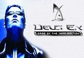 Deus Ex: Game of the Year Edition Steam Key