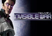 Deus Ex: Invisible War Steam Gift