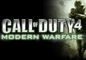 Call of Duty 4 Modern Warfare RU VPN Required Steam Gift