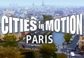 Cities in Motion: Paris DLC Steam Key