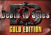 Death to Spies: Gold Steam Key