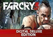 Far Cry 3 Deluxe Edition Steam Key
