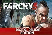 Far Cry 3 Digital Deluxe Edition EU Uplay Key