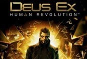 Deus Ex: Human Revolution EU Steam Key
