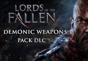 Lords of the Fallen – Demonic Weapon Pack Steam Key