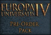 Europa Universalis IV: Pre-Order Pack Steam Key